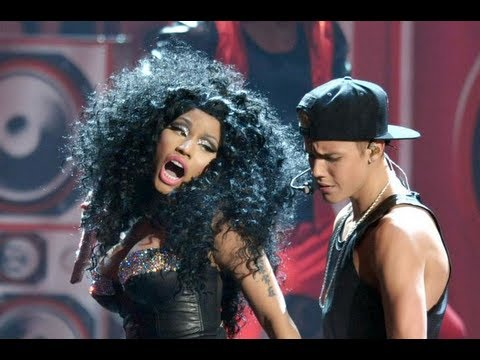 Justin Bieber AMA 2012 Performance Ft. Nicki Minaj!