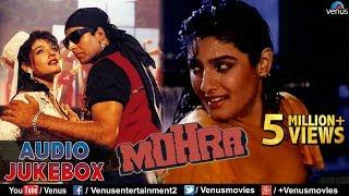 Mohra - Blockbuster Hindi Songs  Akshay Kumar, Sunil Shetty, Raveena  JUKEBOX  Best Romantic Hits