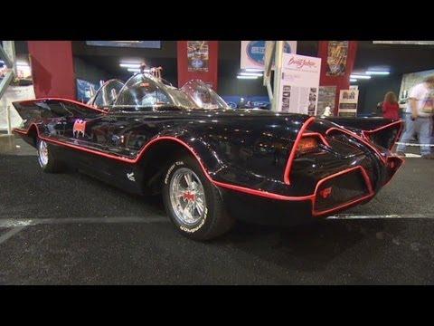 Own the original Batmobile
