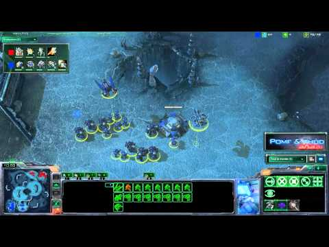 (HD 207) TuZer Vs Adelscott TvP - starcraft II replay [FR]