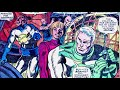 Фрагмент с начала видео - Everything Goes Wrong In The Marvel Universe! (Marvel Ruins)
