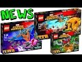 ???? NEW LEGO Guardians of the Galaxy 2 Sets + LEGO Batman Movie Happy Meal Toys | LEGO News