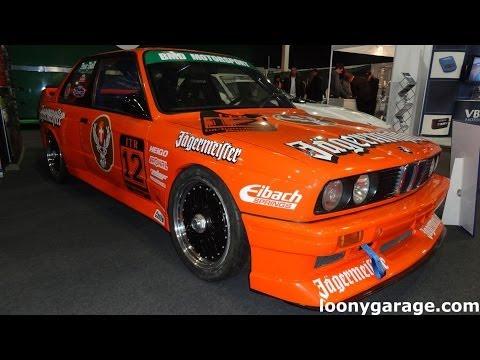 BMW M3 E30 DTM Jägermeister