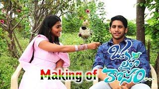 Oka Laila Kosam Movie Making Video
