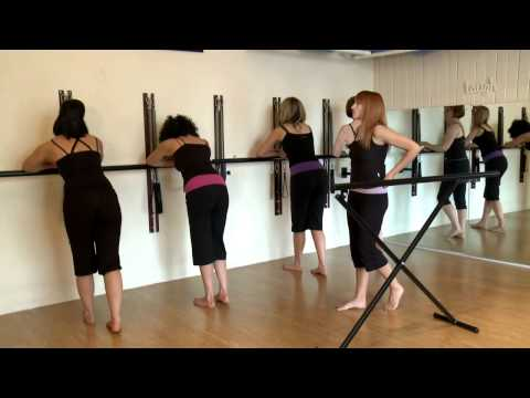 BarreConcept - Ultimate 20 minute barre exercise workout