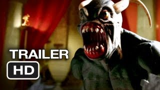 Sinbad the Fifth Voyage Official Trailer (2012) - Patrick Stewart Movie HD