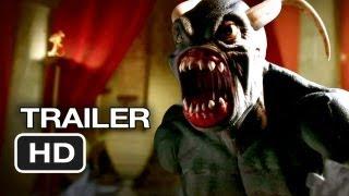 Sinbad the Fifth Voyage Official Trailer (2012) - Patrick Stewart Movie HD