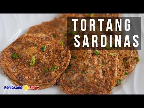 How to Cook Tortang Sardinas