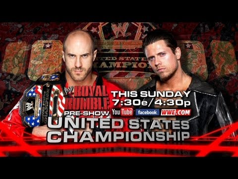 WWE Royal Rumble PPV Pre-Show @ 7:30pm ET