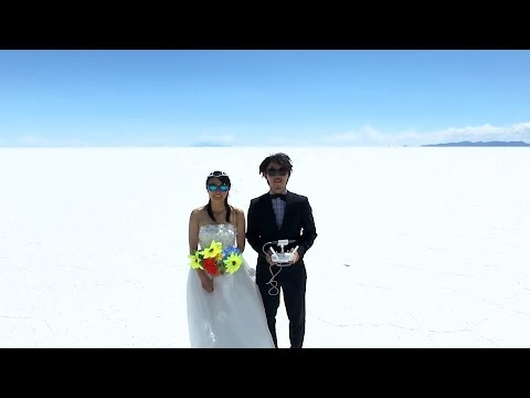 Taking a Drone on Honeymoon  - 400 Days Around the World - UC9aWcgceCJ6A4SnL29NhK4Q
