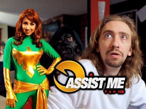 ASSIST ME! Feat. Phoenix: Part 1 (Ultimate Marvel vs Capcom 3 Tutorial/Parody)