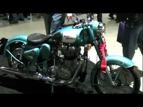 2012 Royal Enfield Bullet Motorcycles