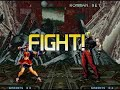 Athena (me) VS Rugal in KOF 2002!!