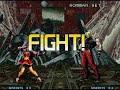 Athena (me) VS Rugal in KOF 2002!!