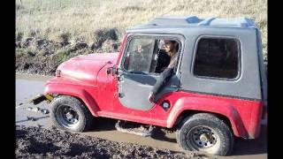 La Plata Jeep - Chascomus 2011