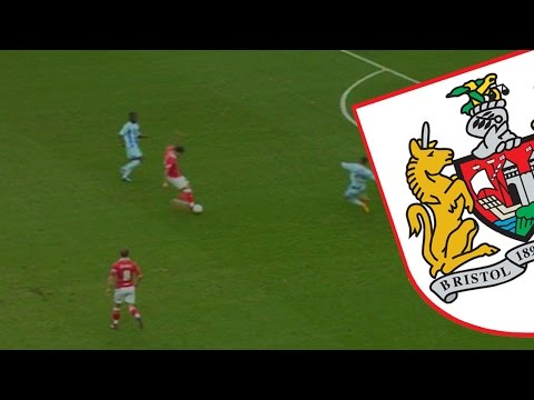 Goals: Coventry City 1-3 Bristol City