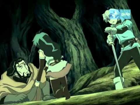 Deltora Quest Episodio 2 ita- Jasmine, La Ragazza delle Foreste parte 1