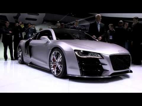 Garage 419 - J.F. Musial vs Carter Balkcom, Audi - 17Jan08