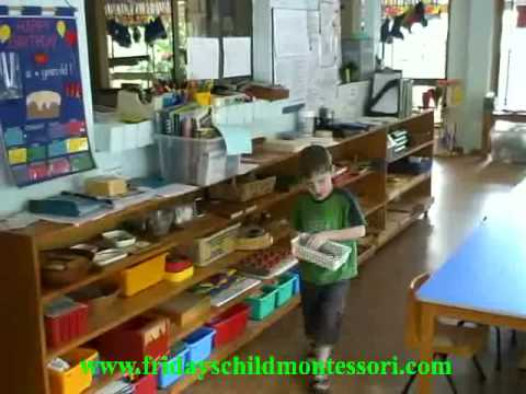 Fridays Child Montessori Preschool