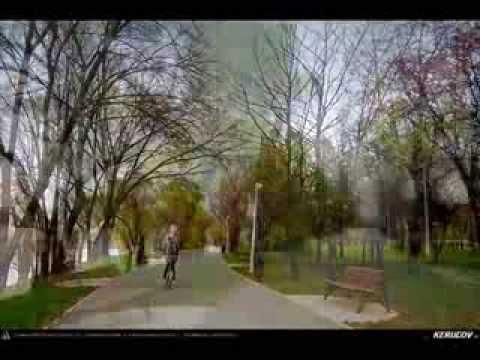VIDEOCLIP Cu bicicleta prin Bucuresti - 11: Izvorul Rece - Foisorul de Foc - Vatra Luminoasa - Pantelimon
