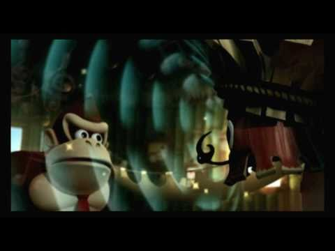 CGR Gameplay - DONKEY KONG COUNTRY RETURNS (Wii) Level 1-1
