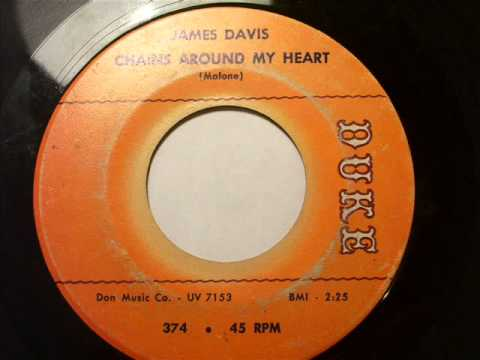James Davis Chains Around My Heart