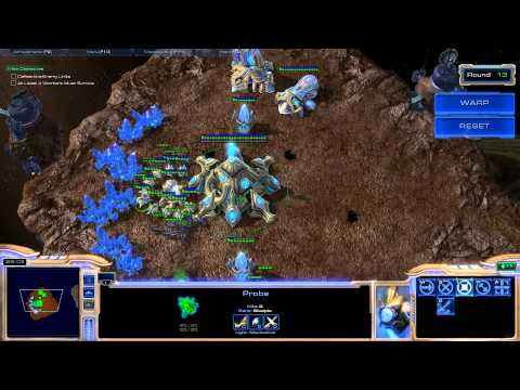 StarCraft Master Achievement Guide - All 30 Rounds