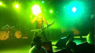 Your Betrayal - Bullet For My Valentine ( Live Mexico City - Jose Cuervo Salon ) HD