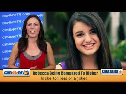 Rebecca Black: The next Justin Bieber or just a joke?