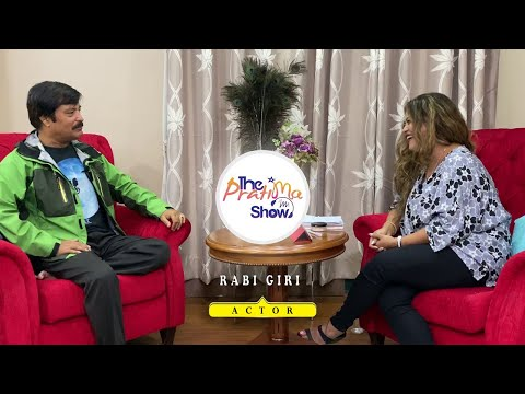 Rabi Giri | The Pratima Show with Pratima Shrestha | Episode 34