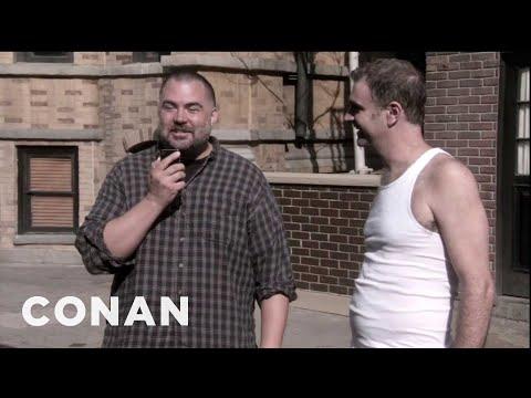 Apple Siri Commercial - Conan on TBS