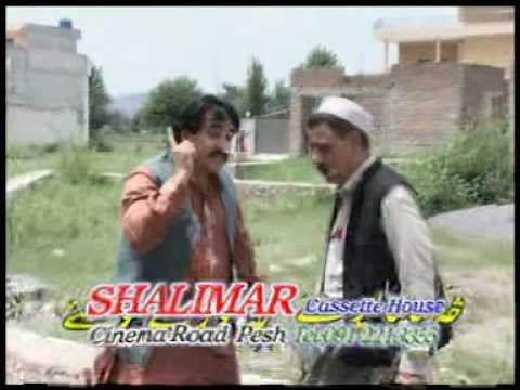 NEW PASHTO FUNNY DRAMA . ISMAIL SHAHID (PART 1'