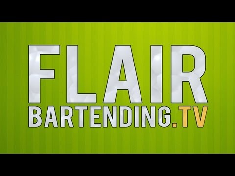 Flair Bartending TV Lesson 45: Beer Bottle Pop Open