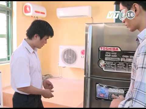 Kỹ thuật sửa chữa tủ lạnh đúng cách