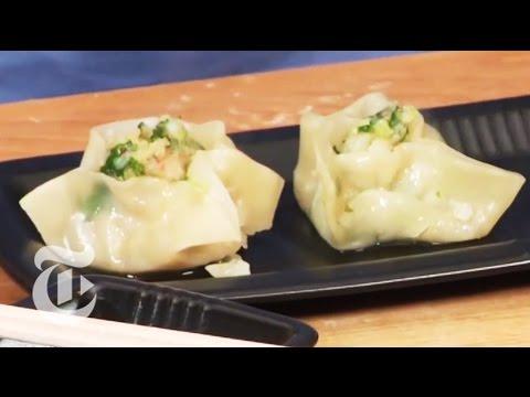 Shrimp and Cilantro Shu Mai