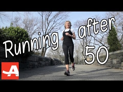 Running After 50   Best of Everything with Barbara Hannah Grufferman