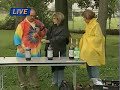 Quirkles KOLR 10 Vinnie Volcano Science Experiment - Mentos and Diet Coke