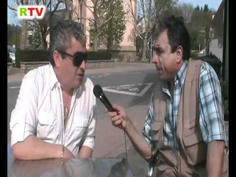 Zé Mário entrevistado pelo Ribeirinhas