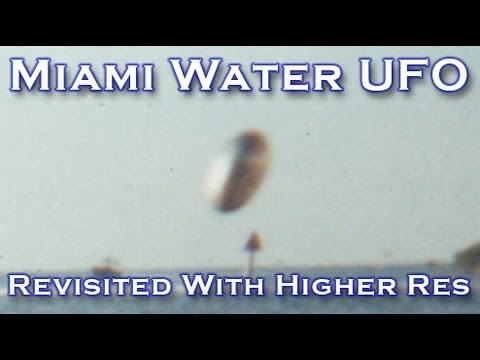 UFO / USO Photographed Over Miami Beach Revisited