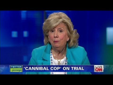 Linda Fairstein: Cannibalism Exists  2/27/13
