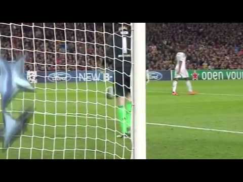 UEFA Champions League 2012 Semi-Final Round 2: Chelsea @ Barcelona (Highlights) 20120424