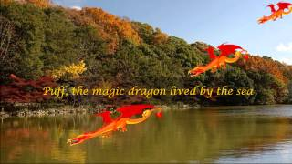 """Puff, the Magic Dragon"" by Peter, Paul, and Mary"