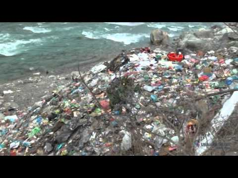 waste dumping in kaligandaki