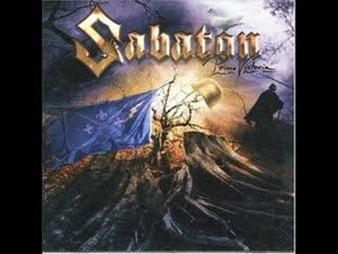 Sabaton - Metal Machine