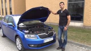 Skoda Octavia 2013 - 3 zalety i 3 wady