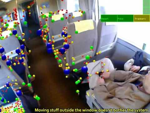 Parallel Tracking and Mapping for Small AR Workspaces (PTAM) - extra
