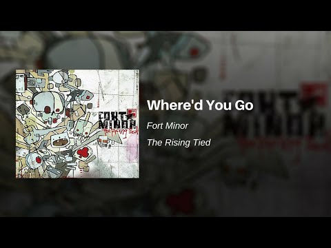 Fort Minor - Where'd You Go (feat. Holly Brook and Jonah Matranga)