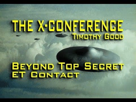 Beyond Top Secret - Timothy Good LIVE