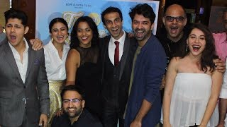 Tu Hai Mera Sunday trailer Launch with Barun Sobti, Shahana Goswami
