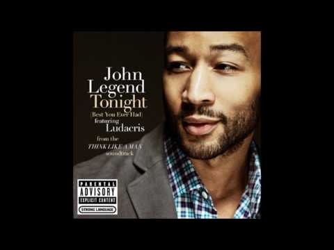 John Legend Ft. Ludacris- Tonight (Best You Ever Had) (Instrumental)
